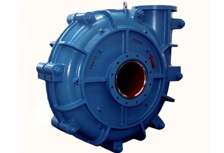 Heavy duty slurry pumps