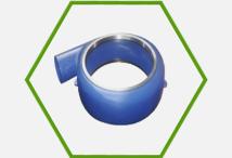 High chrome slurry pump liner