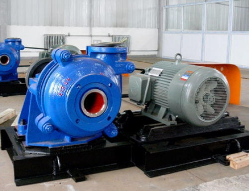 Lime Slurry pumps