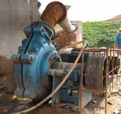 slurry pump packing seal