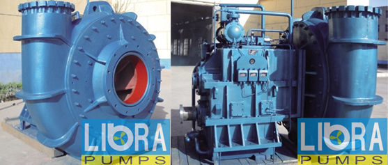 ship dredge pump