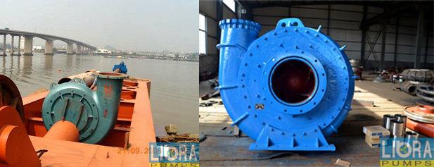 ship dredge pump