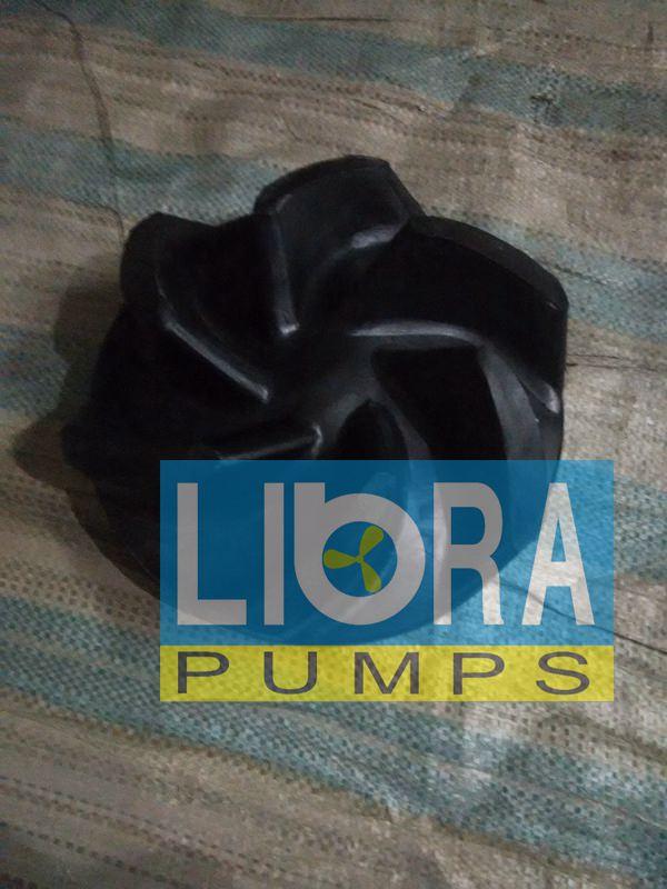6-4DSC rubber impeller-wheel