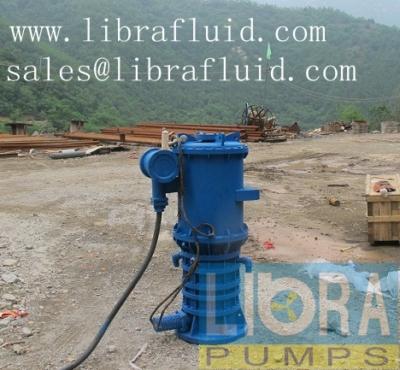 vertical-sand-pump-on-mine
