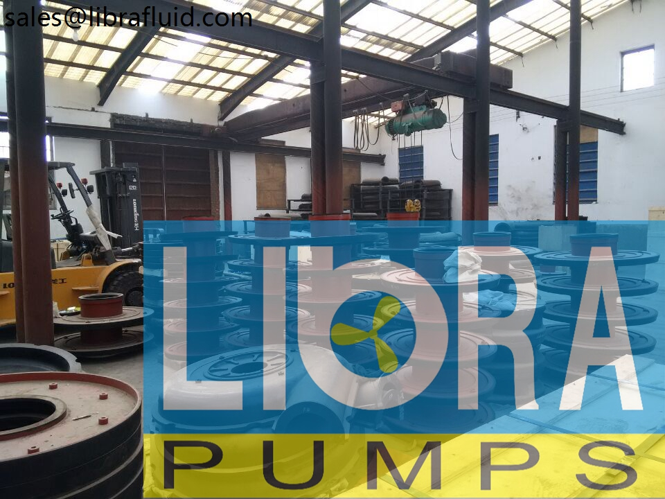 Rubber slurry pumps spare parts in stock (6)