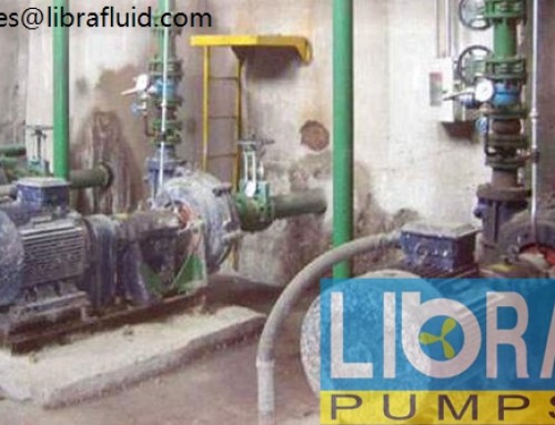 Coal slurry pumps problems caused by wet parts wear