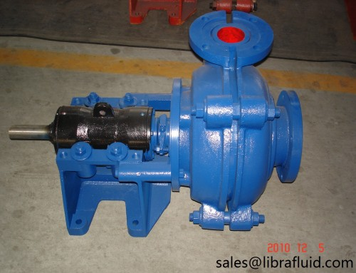 Warman AH Slurry Pump parts maertail list