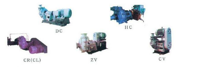 slurry pump driven type
