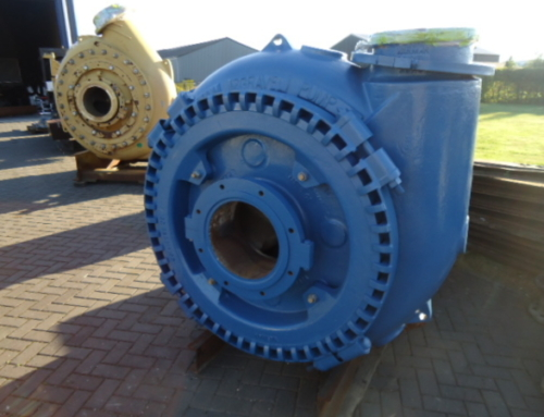 Why need sand pumps for dredging work