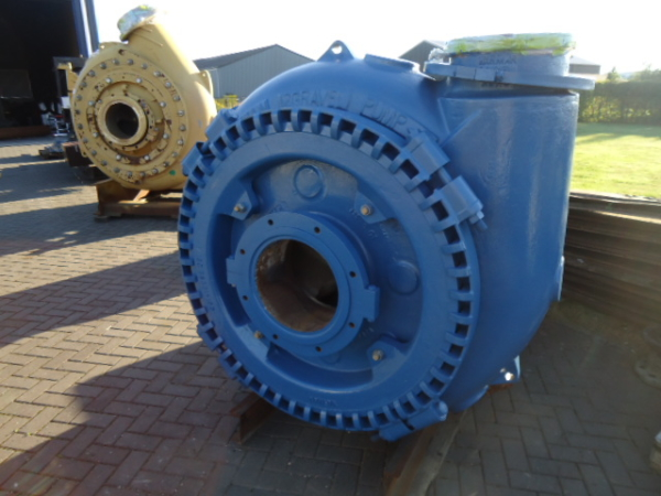 gravel sand pump