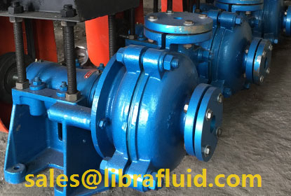 1.5x1 slurry pump