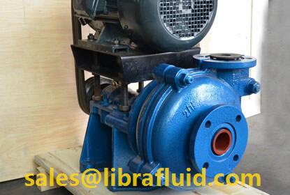 2x1.5 slurry pump