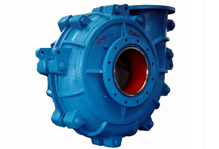Light duty slurry pumps