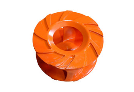High Chrome sand pump impeller