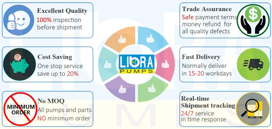 why libra slurry pump