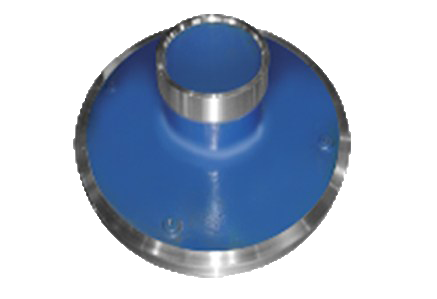 high chrome slurry pump throat bush