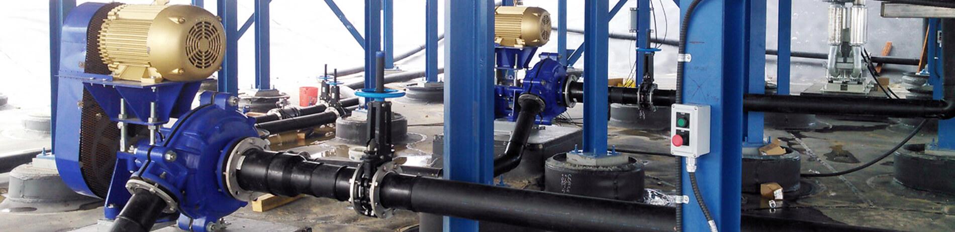 slurry pump application