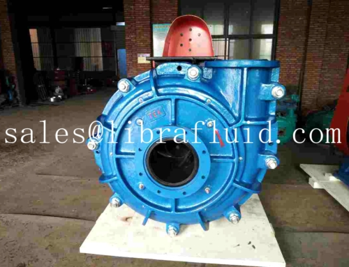Slurry Pump Discharge failure