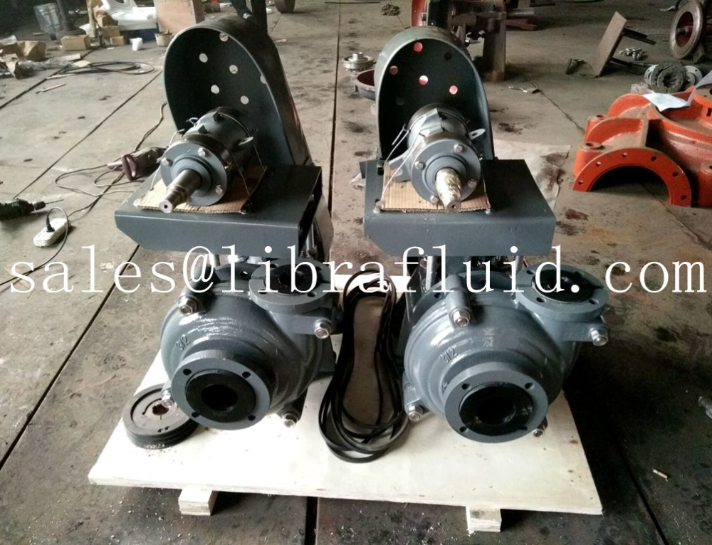 2 inch slurry pump with CV driven type
