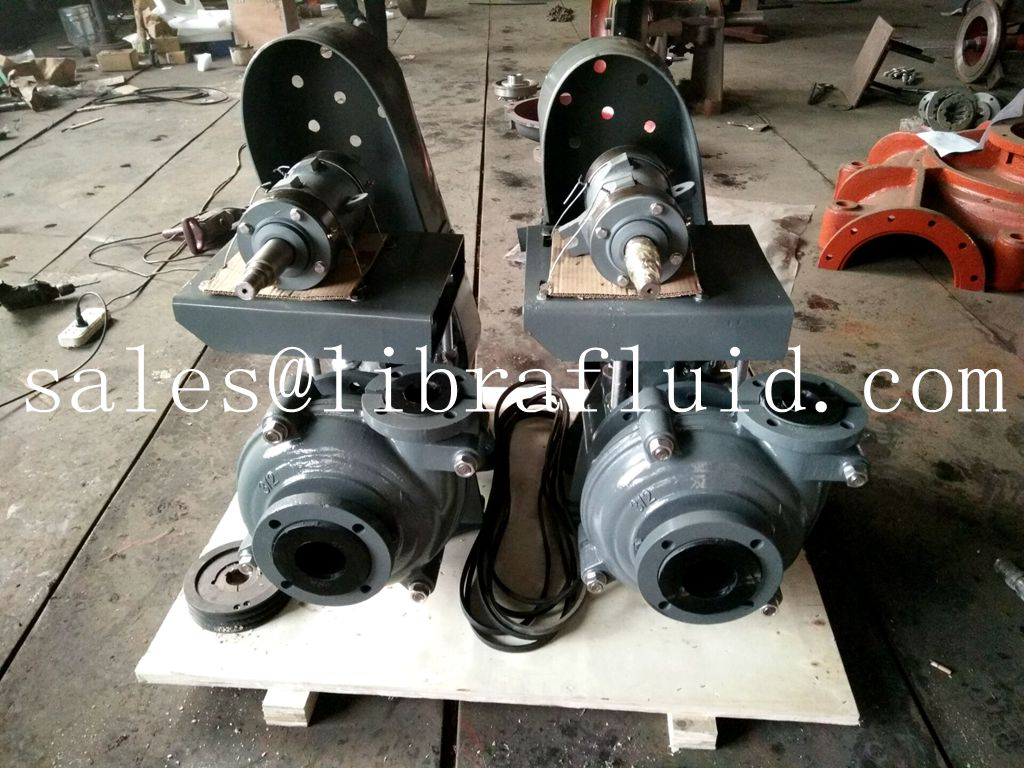2inch slurry pump with CV driven type