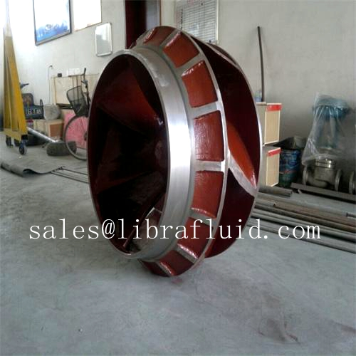 FGD pump impeller