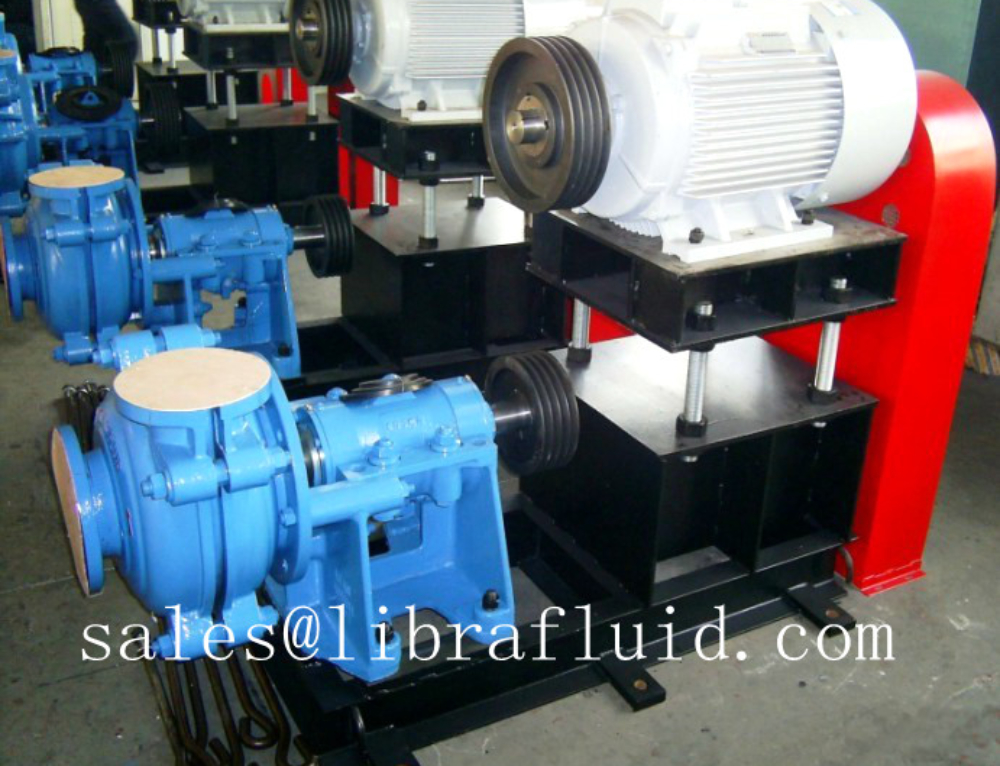 Ways to improve the slurry pump suction