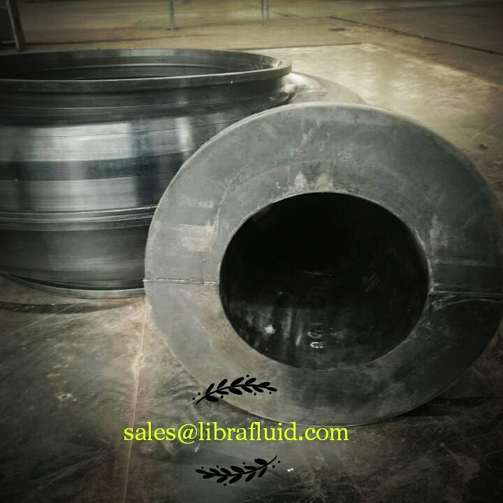 Metso Slurry Pump HR250 Rubber liner