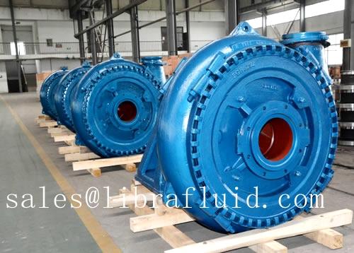 Sand Dredge pump to export