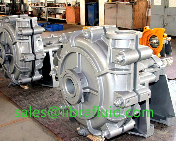 6-4F-HH high head slurry pump