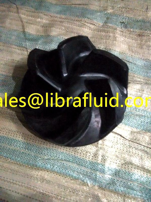 6X4D-SC pump impeller 64114-1
