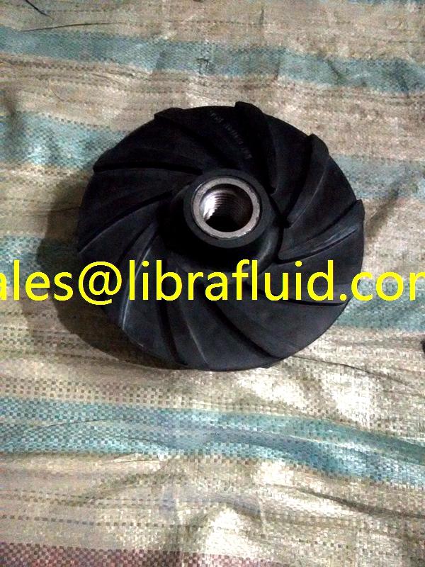 6X4D-SC pump impeller 64114