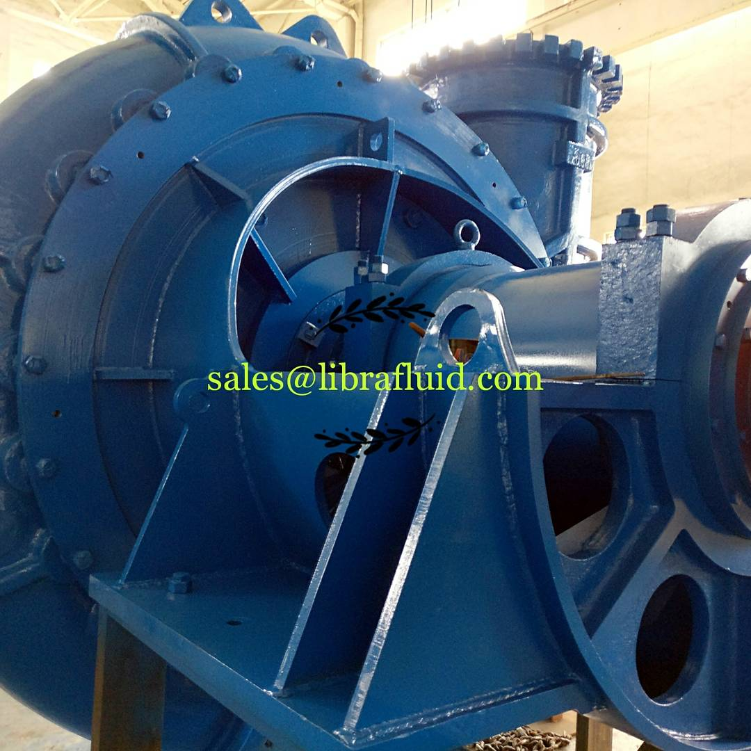 800mm Discharge size high chrome dredge pump