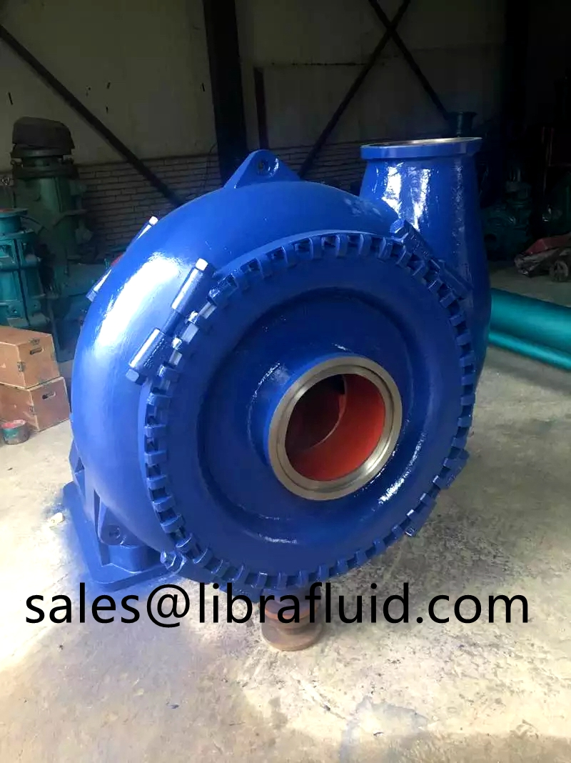 8x6 gravel pump