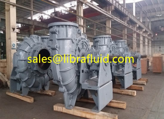 FGD power plant pump