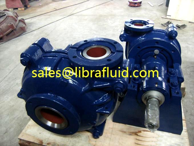 Libra 4x3 blue slurry pump