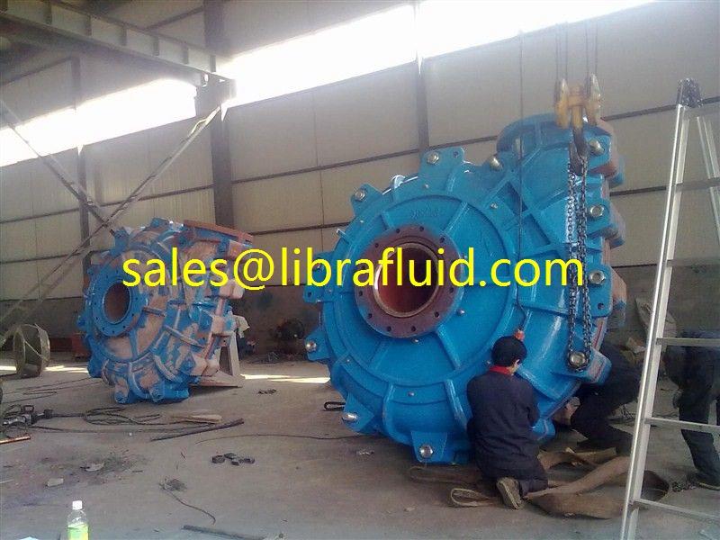 large mines slurry pumps