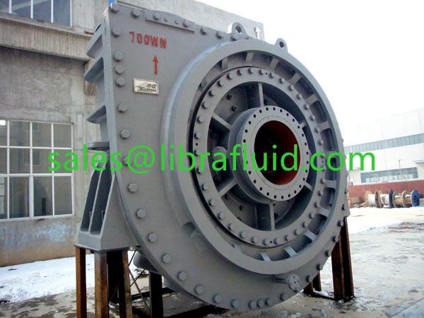 700mm Large Mines Slurry Pump