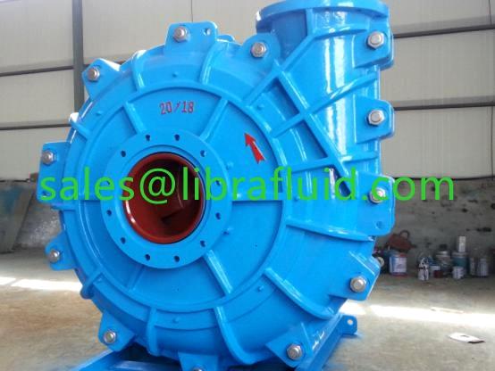 Large Mines Slurry Pump