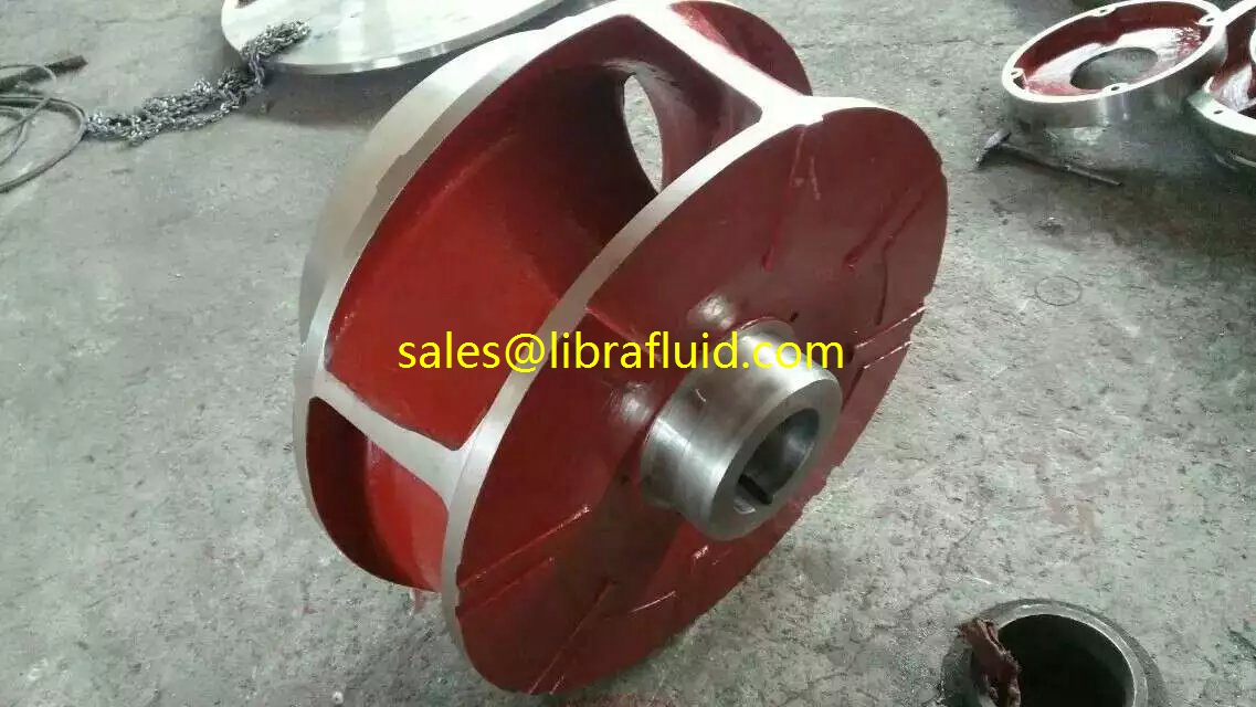 Flue Gas Desulfurisation pump impeller