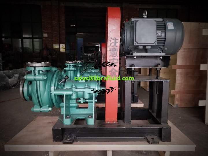 high chrome slurry pump