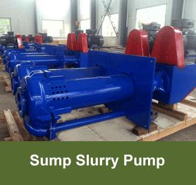 Sump slurry pump