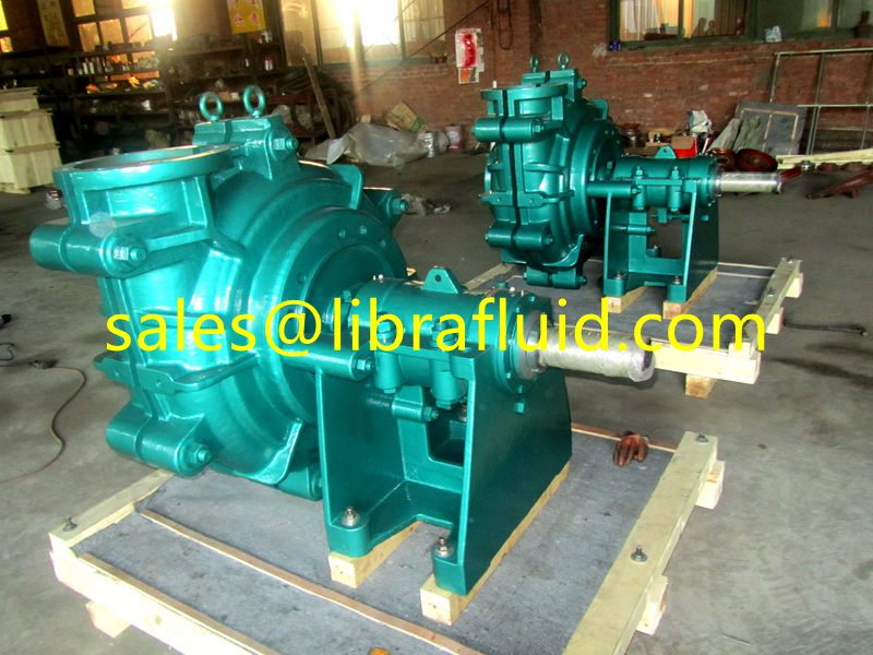 6 inch slurry Booster pump