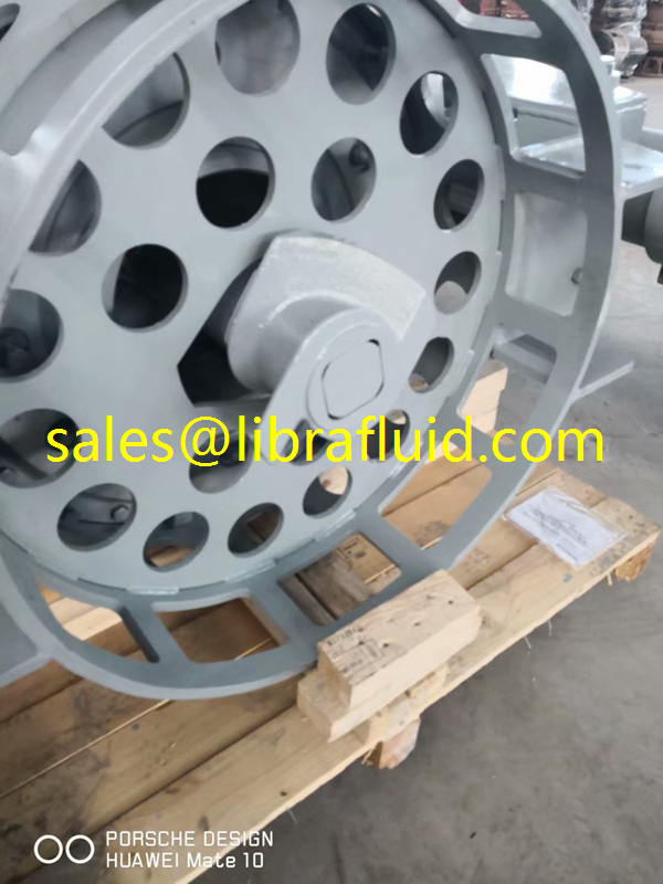 Hydraulic Submersible dredge Pump with side cutters for dredging river sand