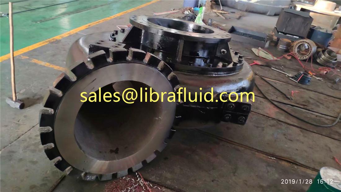 700WNQ Underwater Dredging Pump