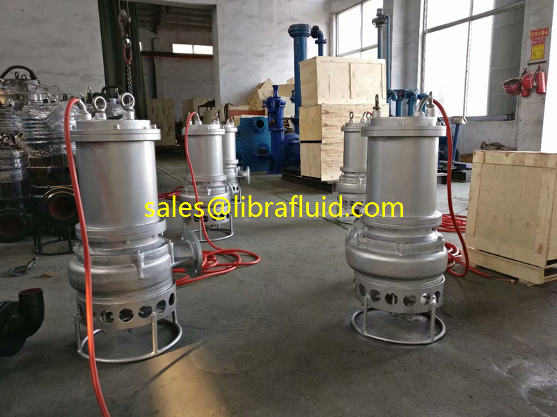 heavy duty submersible pump