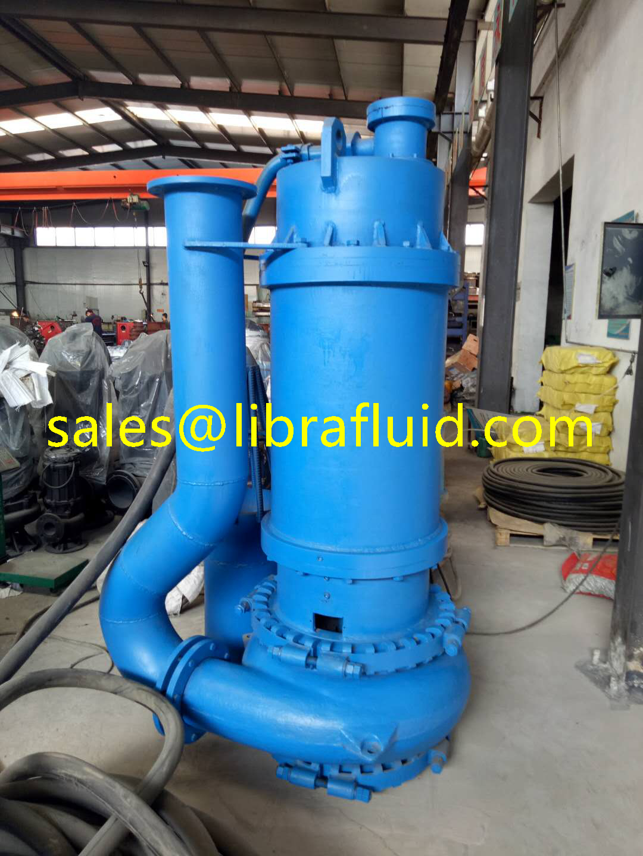 8x6E-S Submersible slurry pump