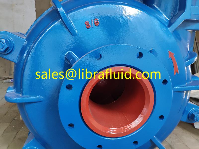 Centrifugal Single Suction Slurry Pump