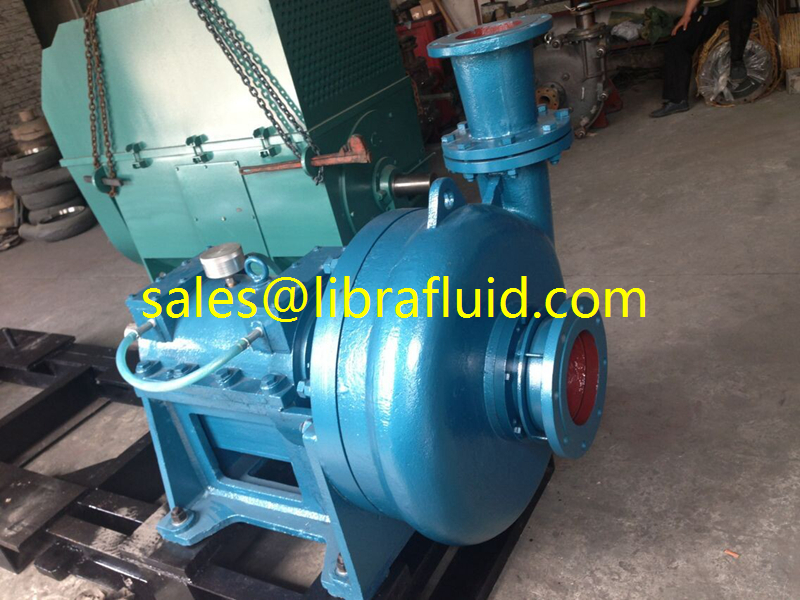 Limestone Slurry Feed Pump