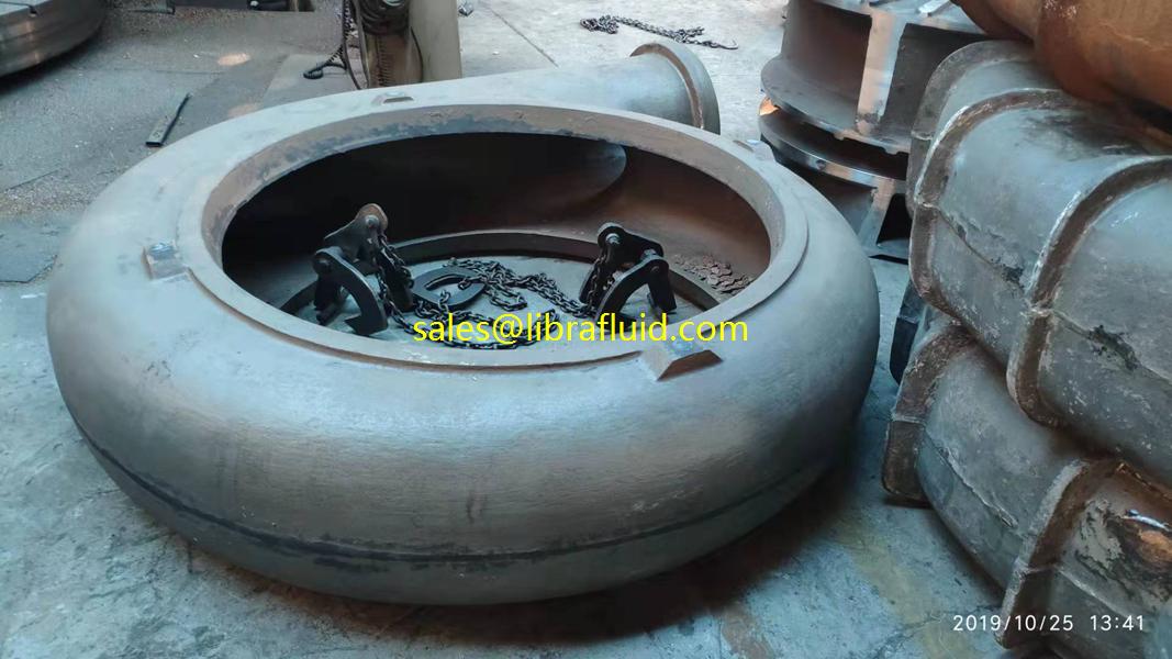 20x18 Slurry pump liner