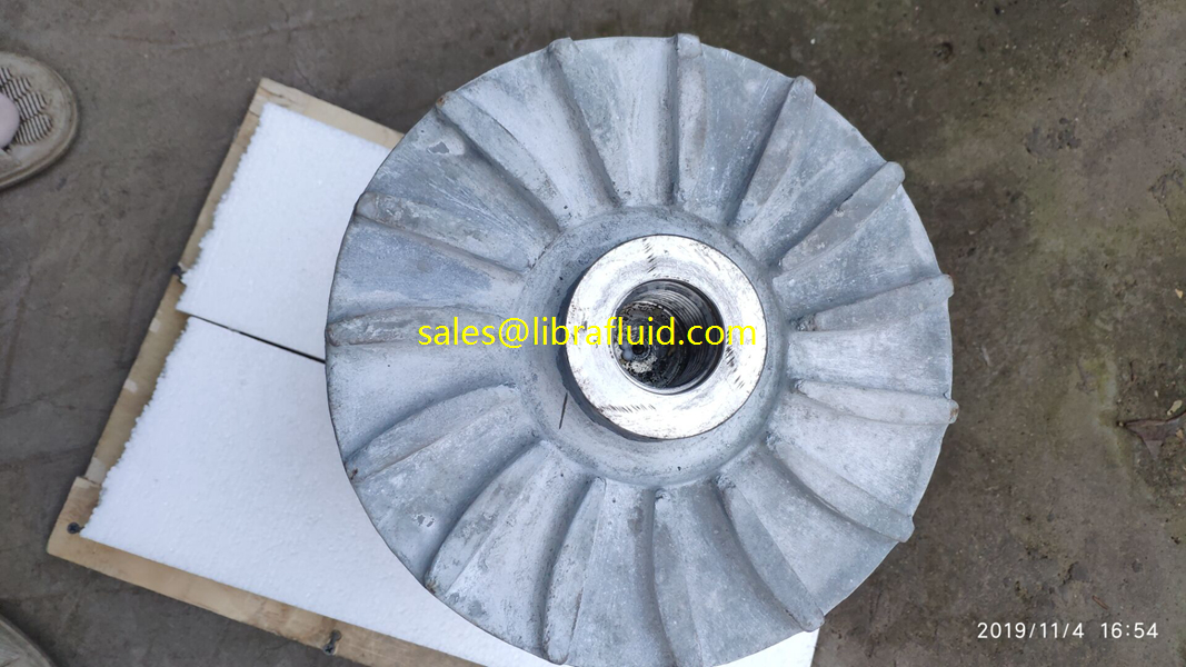4/3 AH slurry pump Ceramic impeller